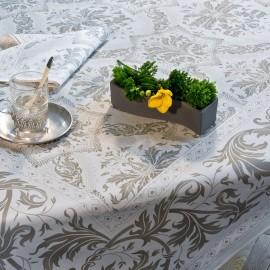 "Скатерть ""Рафаэлло"" 170х170 см, с 6 салфетками, Beauville, Франция"