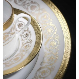"Сервиз столовый на 6 персон, 35 предметов, декор ""Амбассад"", J.Seignolles"