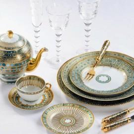 """Сервиз столовый на 6 персон, 35 предметов, декор """"Сиракузы"""", Robert Haviland&Parlon"""