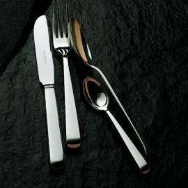 """Набор столовых приборов на 6 персон 24 предмета, декор """"Альта"""", Robbe&Berking, посеребрение"""