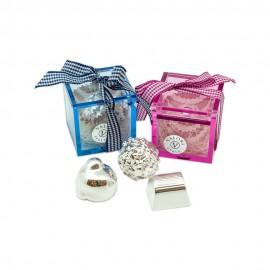 "Сувенир ""Конфета"" в пластиковой коробочке, 4,5х4,5 см, Charisma, Италия"
