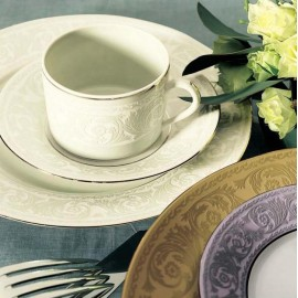 """Сервиз столовый на 6 персон, 35 предметов, декор """"Версаль бисквит"""", Robert Haviland&Parlon"""