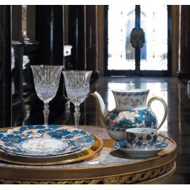 """Сервиз столовый на 6 персон, 35 предметов, декор """"Даммуз"""", Haviland"""