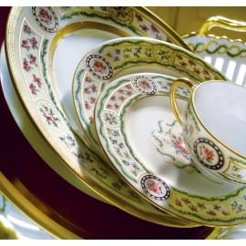 """Сервиз столовый на 6 персон, 35 предметов, декор """"Лувесьенн"""", Haviland"""