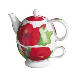 """Набор чайный """"Эгоист - Россо"""" Taitu, Италия"""