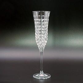 """Набор 2 фужера для шампанского 160 мл, серия """"Люксе"""", Mario Cioni"""