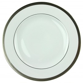 Набор 6 тарелок 17 см, декор 9160 Платин, Falkenporzellan
