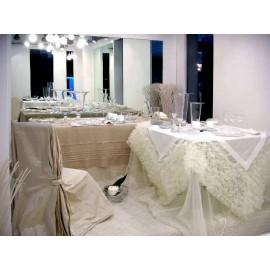 Скатерть Анжелика 190x190см, Текстиль Maison Claire