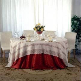 Скатерть модель Валансьенн 280x180см, Текстиль Maison Claire