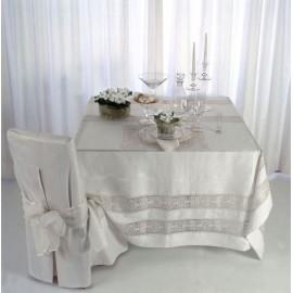 Скатерть Флоренция 180x180см, Текстиль Maison Claire