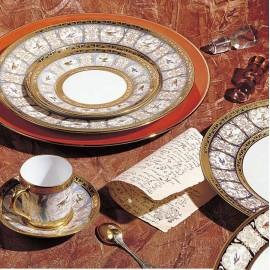 """Сервиз столовый на 6 персон, 35 предметов, декор """"Бенгалис"""", Robert Haviland&Parlon"""